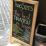 Photo of Two Sizes -Tiramisu in Rome-