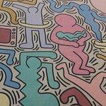 Foto de Murale Tuttomondo di Keith Haring