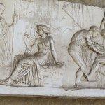 Ruins of Herculaneum Foto