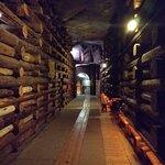 Foto de Minas de sal de Wieliczka