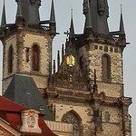 Фотография Старомнестская ратуша с астрономическими часами