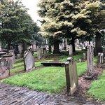 Howff Cemetery Foto