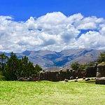 Foto van Sacsayhuamán