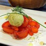 Saumon gravalx