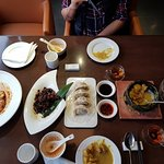 枣子树素餐馆照片