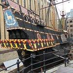 GOLDEN HYNDE SHIP