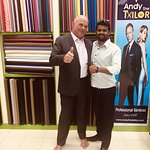 Andy the Tailor Foto