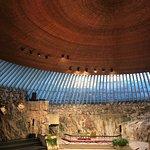 Foto de Iglesia de Temppeliaukio