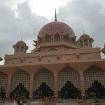Putra-Moschee (Masjid Putra) Foto
