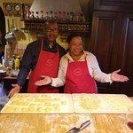 ภาพถ่ายของ Fabiolous Cooking Day in Rome
