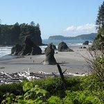 Photo of Ruby Beach