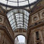 伊曼纽尔二世长廊照片