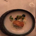 Restaurant Aubergine Foto