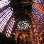 Foto van Sainte-Chapelle Kapel