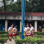 Photo of Los Voladores of Papantla