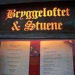 Foto van Bryggeloftet & Stuene