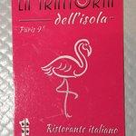 Фотография La Trattoria Dell'isola