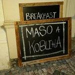 Fotografie: Maso a Kobliha