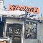 スコマズの写真