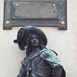 Photo de Monument d'Alexandre Dumas