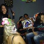 El purgatorio en the Paradise discoteca