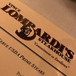 Φωτογραφία: Lombardi's Steak House
