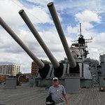 Billede af Battleship Wisconsin