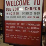 Foto de Old South Church