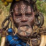 Omo River Tribes (Mursi)