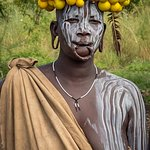 Ono River Tribes (Mursi)