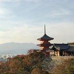 Foto de Kiyomizu-dera(Templo del agua pura)