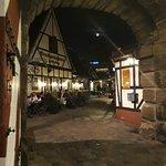 Fränkische Weinstube im Handwerkerhof Foto