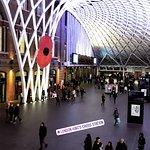 Foto van London Underground