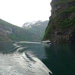 Geiranger Fjord Foto