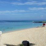 Doctor's Cave Beach-billede