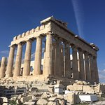 Foto van Akropolis