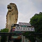 Photo of Sentosa Merlion