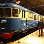Valokuva: Suomen Rautatiemuseo
