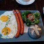 Bilde fra Central Cafe