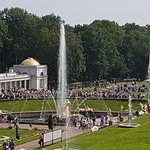 Photo of Peterhof Grand Palace