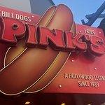 Bild från Pink's Hot Dogs