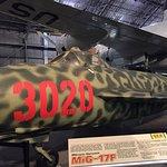 Bilde fra Nasjonalmuseet for amerikanske luftstyrker