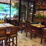 Billede af Jasmin's café