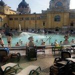 Φωτογραφία: Széchenyi Baths and Pool
