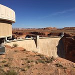 Photo of Glen Canyon Dam Overlook