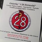 Foto de 28 Etruschi