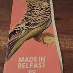 Bild från Made In Belfast