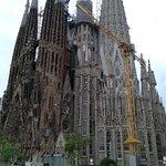 Basilica of the Sagrada Familia Photo
