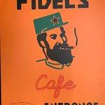 Bild från Fidel's Cafe