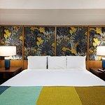 White Sands Hotel 1 Bedroom Bed detail